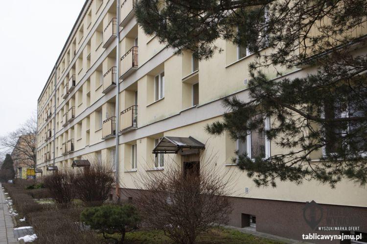 Wynajem Warszawa Darwina 12