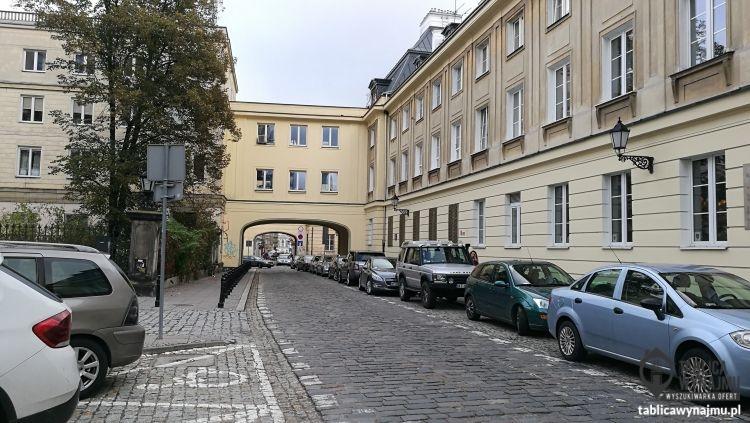 Wynajem Warszawa Nowy Świat 47a